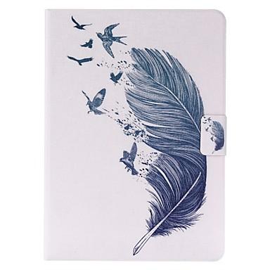 케이스 제품 Apple 카드 홀더 스탠드 전체 바디 케이스 깃털 PU 가죽 용 iPad Air 2