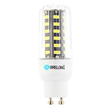 6 W 500 lm GU10 LED kukorica izzók T 42 led SMD Meleg fehér Hideg fehér AC 220-240V
