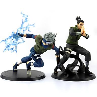 Anime Action Figures geinspireerd door Naruto Monkey D. Luffy PVC 16 CM Modelspeelgoed Speelgoedpop