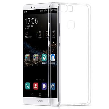 뒷면 커버 울트라-씬 한색상 TPU 소프트 케이스 커버를 들어 Huawei 화웨이 P9 / 화웨이 P9 라이트 / Huawei P8 / Huawei P8 Lite