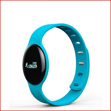 Női Digitális GPS Watch Gumi Zenekar