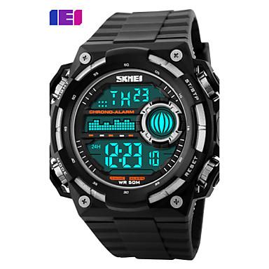 Herrn Modeuhr Armbanduhr Einzigartige kreative Uhr Digitaluhr Sportuhr Kleideruhr Smart Watch Chinesisch digital Kalender Chronograph