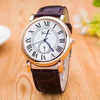 Pentru femei Quartz Ceas de Mână Ceas Elegant  Ceas Sport Chineză cald Vânzare Piele Autentică Bandă Charm Creative Casual Modă Multicolor