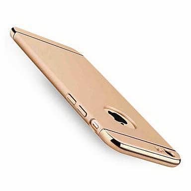 케이스 제품 Apple iPhone X iPhone 8 iPhone 8 Plus 아이폰5케이스 iPhone 6 iPhone 6 Plus iPhone 7 Plus iPhone 7 도금 뒷면 커버 한 색상 하드 PC 용 iPhone X iPhone