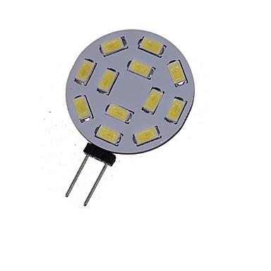 SENCART 2 Вт. 3000-3500/6000-6500 lm G4 Точечное LED освещение MR11 12 светодиоды SMD 5730 Декоративная Тёплый белый Холодный белый DC 24