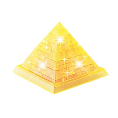 조립식 블럭 3D퍼즐 직쏘 퍼즐 크리스탈 퍼즐 탑 유명한 빌딩 3D DIY 크리스탈 ABS 크리스마스