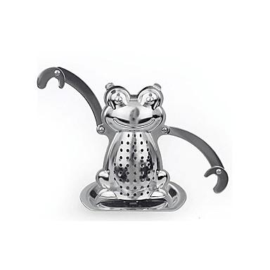 1db Rozsdamentes acél Tea szűrő A kupa állvány Jó minőség ,