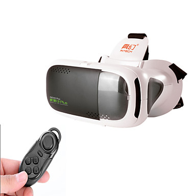 ritech는 3d 안경 + 블루투스 컨트롤러 VR 가상 현실을 3plus