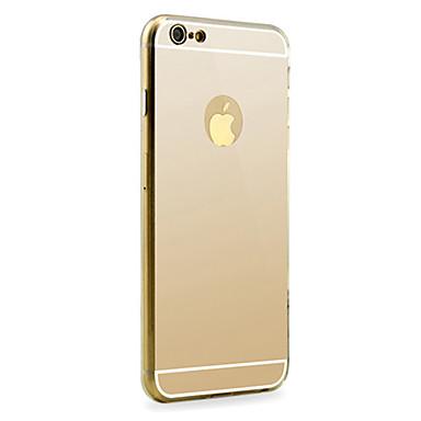 spiegel aluminium behuizing voor de iPhone 6s 6 plus