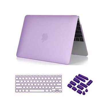 키보드 커버 맥북에 대한 먼지 플러그 3 일 맑은 소프트 터치 케이스는 망막과 13