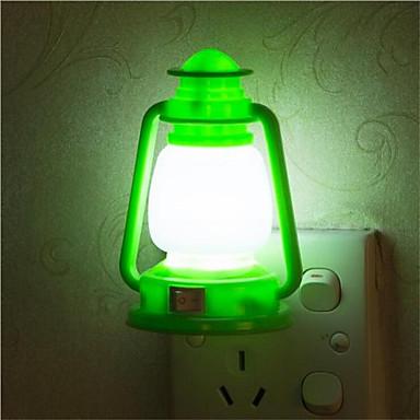 kreatív lámpa kapcsolódó baba alvás éjszakai fény (vegyes szín)