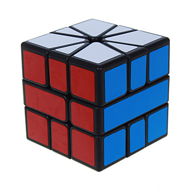 Rubik kocka QI YI Square-1 3*3*3 Sima Speed Cube Rubik-kocka Puzzle Cube szakmai szint Sebesség Négyzet Újév Gyermeknap Ajándék