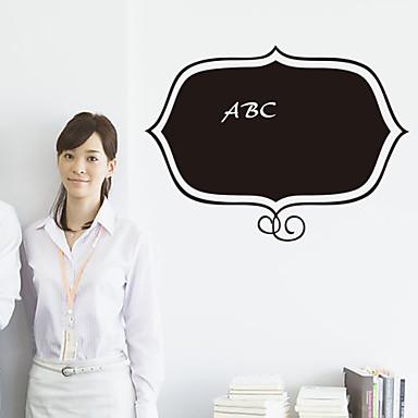 카툰 / 로맨스 / 초크보드 / 패션 / 휴일 / 풍경 / 모양 / 판타지 벽 스티커 칠판 벽스티커,PVC 77cm x 57cm ( 30in x 22in )