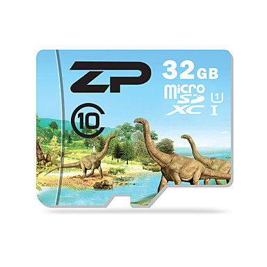 ZP 32 GB Micro SD kártya TF kártya Memóriakártya UHS-I U1 / Class10