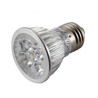 YouOKLight 400 lm E26/E27 LED Σποτάκια MR16 4 leds LED Υψηλης Ισχύος Με ροοστάτη Διακοσμητικό Θερμό Λευκό Ψυχρό Λευκό AC 85-265V