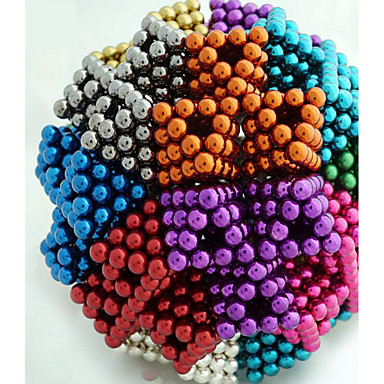 Magnet Toy Neodymium Magnet Magnetic Balls 216pcs 5mm Magnet Toy Adults' Gift