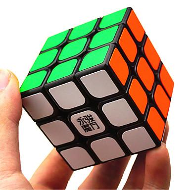 Rubik kocka YONG JUN 3*3*3 Sima Speed Cube Rubik-kocka Puzzle Cube szakmai szint Sebesség Verseny Ajándék Klasszikus és időtálló Lány