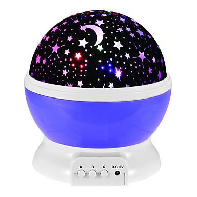 sterne sternenhimmel f hrte nachtlicht projektor mond neuheit tisch nacht lampe batterie usb. Black Bedroom Furniture Sets. Home Design Ideas