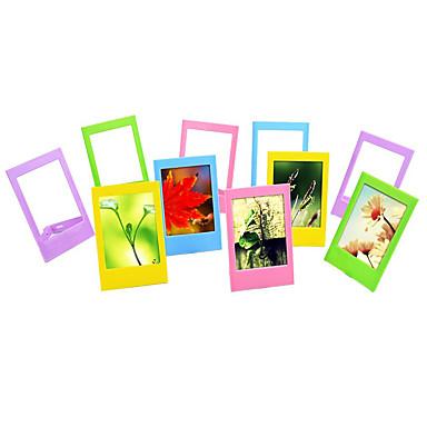 3 inch asztali képkeret / mini keretek FUJIFILM Instax mini 8/7-es / 90/25/50-es / 70 film, 10-es csomag