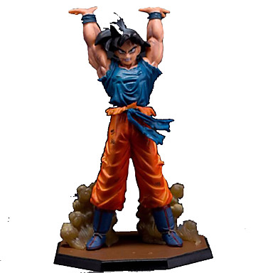Anime Action Figures geinspireerd door Dragon Ball Cosplay PVC 16cm CM Modelspeelgoed Speelgoedpop