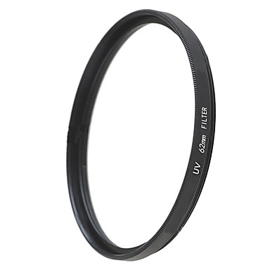 emoblitz의 62mm의 UV 자외선 보호 렌즈 필터 블랙