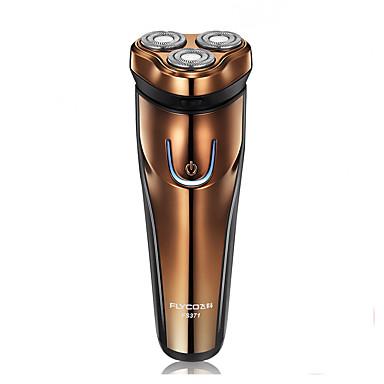 Električni brijač Lice Električni Rezači Osušite brijanja Nehrđajući čelik