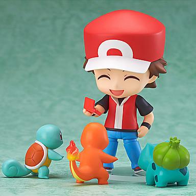 zseb kis szörnyeteg Ash Ketchum pvc 10cm anime játékfigurák modell játékok baba játék 1 db