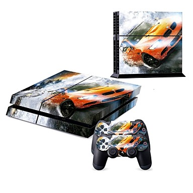 B-Skin-PS4-Újdonság-PVC-USB-Táskák, tokok és tartók-PS4