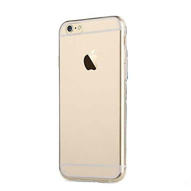 Capinha Para iPhone 6s Plus iPhone 6 Plus Apple iPhone 6 Plus Capa traseira Macia TPU para iPhone 6s Plus iPhone 6 Plus