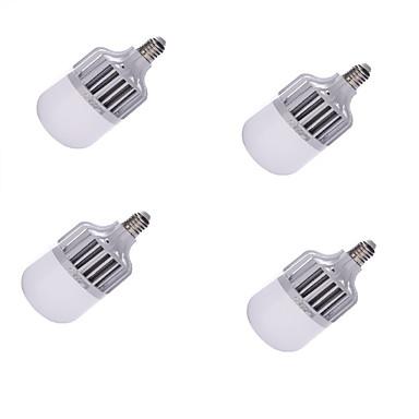 E26/E27 LED gömbbúrás izzók A60(A19) 24 led SMD 5630 Dekoratív Hideg fehér 1300lm 6000K AC 220-240V