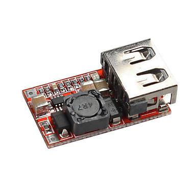 란다의 천서의 TM-6 ~ 24V 24V 12V USB 모듈 DC-DC 컨버터 전화 충전기 스텝 다운 5V의