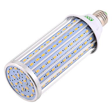 YWXLIGHT® 28W 2800 lm E26/E27 LED Corn Lights T 160 leds SMD 5730 Decorative Warm White Cold White AC 110-130V AC 220-240V AC 85-265V