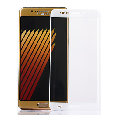 화면 보호기 Samsung Galaxy 용 Note 7 안정된 유리 1개 화면 보호 필름 9H강화