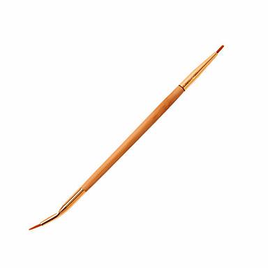 1 Folyékony szemkontúr ceruza / Szemkihúzó ecset Szintetikus hajszál Környezetkímélő / Hordozható / Profesionalni / Utazás Fa Szem Mások