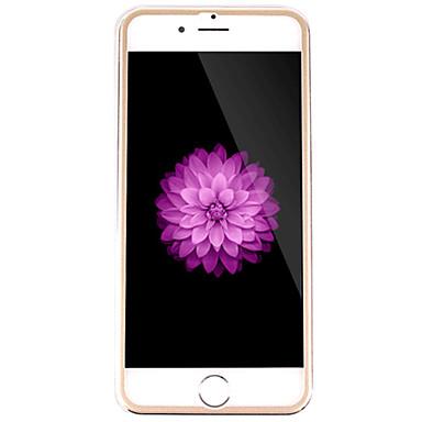 Képernyővédő fólia Apple mert iPhone 6s iPhone 6 Titán ötvözet Edzett üveg 1 db Kijelzővédő fólia