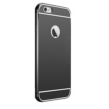Plus iPhone Apple Per Placcato 6 Tinta per specchio 04493087 retro A Metallo Resistente Custodia 6 iPhone unica Per xYIYfq