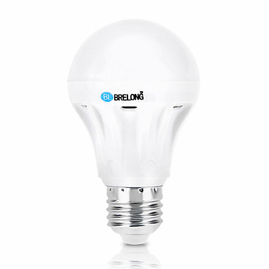 400 lm E26/E27 Żarówki LED kulki A60(A19) 18 Diody lED SMD 2835 Dekoracyjna Ciepła biel Zimna biel AC 200-240V AC 220-240V
