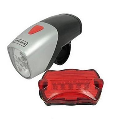 Kerékpár világítás Kerékpár hátsó lámpa LED - Kerékpározás Könnyű Melegítő Egyéb 50 Lumen AkkumulátorBattery Kerékpározás