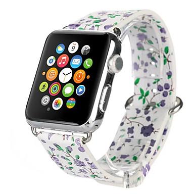 Nézd Band mert Apple Watch Series 3 / 2 / 1 Apple Csuklópánt Hagyományos csat