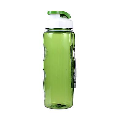 Vizes palack Egyszemélyes Hordozható PP Külső mert Kempingezés és túrázás Narancssárga Zöld Kék