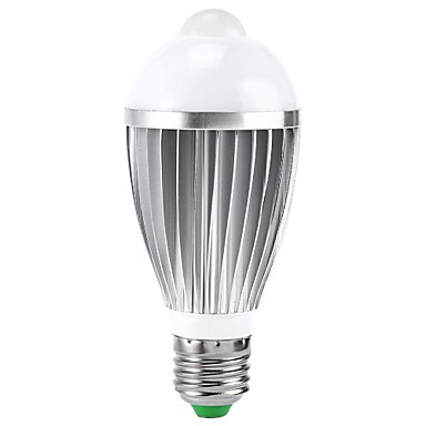 B22 E26/E27 LED 스마트 전구 A50 1 LED가 고성능 LED 센서 적외선 센서 RGB 400-550lm 2000-3500K AC 85-265V