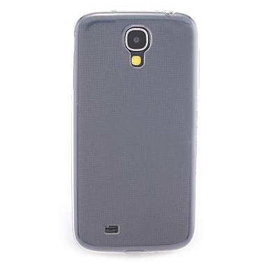 Кейс для Назначение SSamsung Galaxy Samsung Galaxy S7 Edge Прозрачный Кейс на заднюю панель Сплошной цвет ТПУ для S7 edge plus S7 edge S7