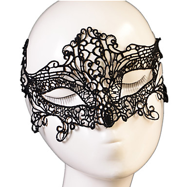 1szt Koronkowy Wakacje Ozdoby Party Maski Modny Nowoczesne