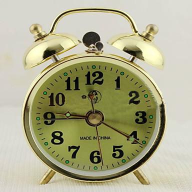 디지털 메탈 알람 시계,자동