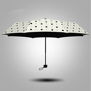 Umbrella pc 플라스틱 메탈 써니와 비오는 접는 우산