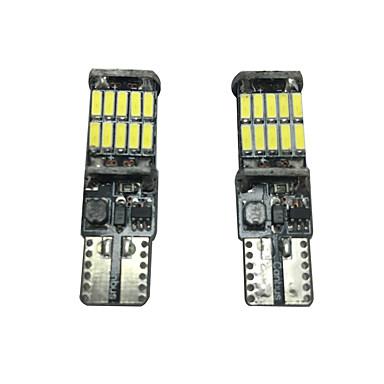 차 전구 W SMD 4014 2000lm lm 장식 램프 측방등 번호판 조명 독서등