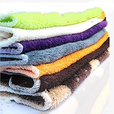 olejoodporne rag Pure Color proste narzędzia do czyszczenia tkaniny, tekstylia (losowy kolor)