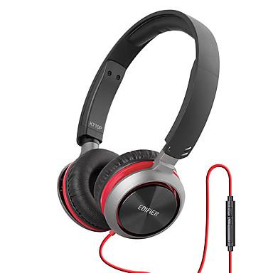 رخيصةأون سماعات الرأس و الأذن-EDIFIER K710P سماعة فوق الأذن سلكي الهاتف المحمول مع ميكريفون