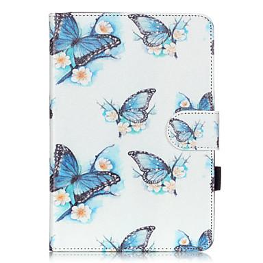 제품 케이스 커버 카드 홀더 스탠드 패턴 풀 바디 케이스 다른 소프트 인조 가죽 용 Apple iPad Mini 3/2/1