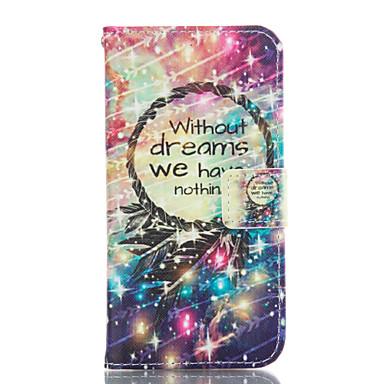 Kılıf Na Samsung Galaxy Samsung Galaxy Etui Etui na karty Portfel Z podpórką Pełne etui Kwiaty Miękkie Skóra PU na A3 (2017) A5 (2017)